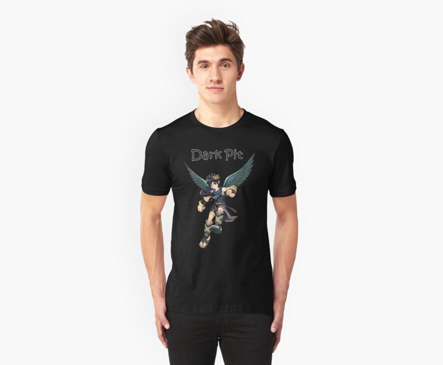 Kid Icarus: Uprising - Dark Pit by FilipeFL3