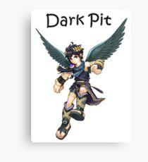 Kid Icarus: Uprising - Dark Pit Canvas Print