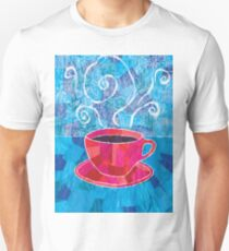 Cut and Paste and Run and Jump Coffee or Tea T-Shirt