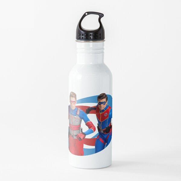 Henry Danger - Logotipo de acción Botella de agua