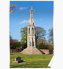The Sledmere Monument Poster