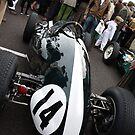Goodwood Revival Grid 2010 by Andy Green