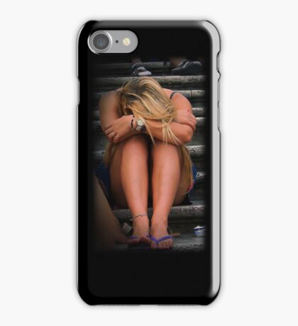 Loneliness  iPhone Case/Skin