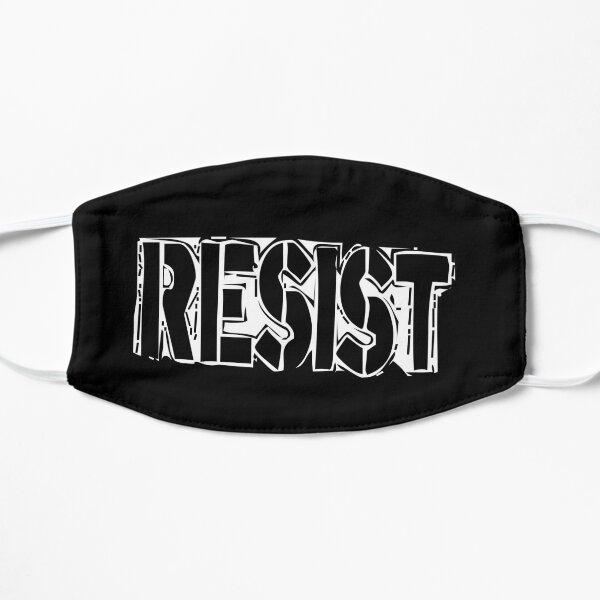 Punk - RESIST white Mask