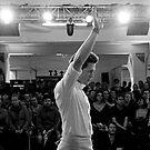 UK Barista Champion 2012 by coffeephoto
