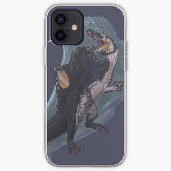 Spinosaurus aegyptiacus iPhone Soft Case
