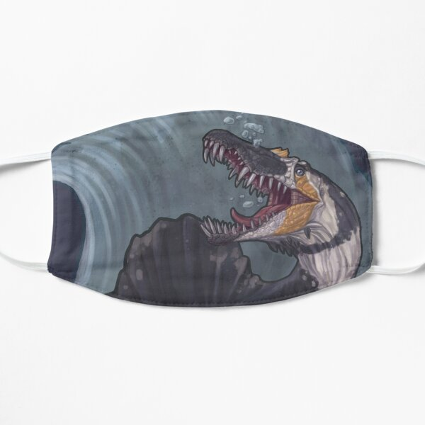 Spinosaurus aegyptiacus Flat Mask