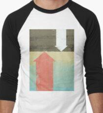 Arrows Men's Baseball ¾ T-Shirt