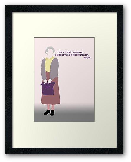 Miss Marple... by kjen20