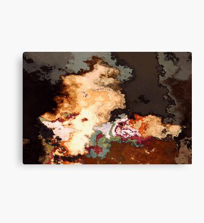 Colour Wafts #1 Canvas Print