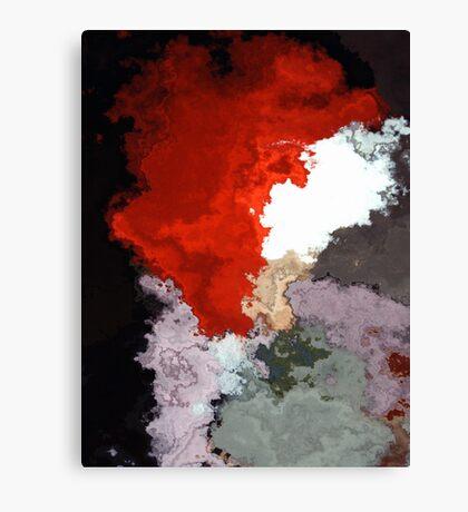 Colour Wafts #2 Canvas Print