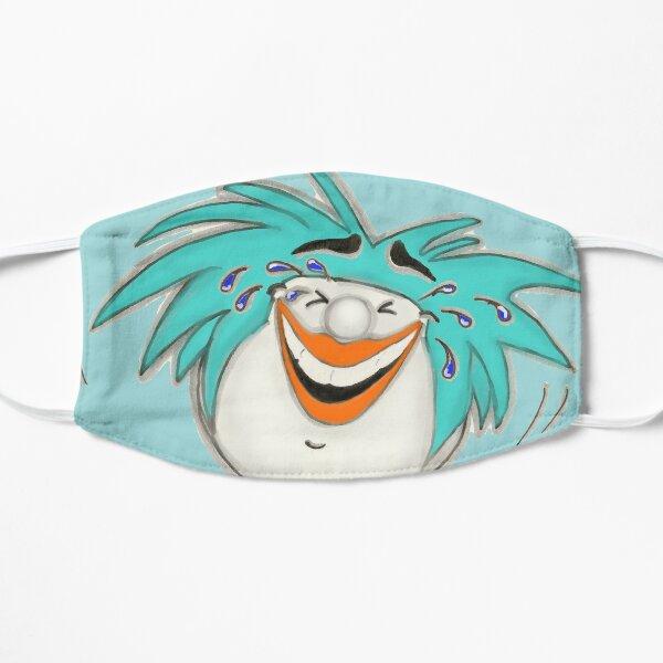 Laughing Stickwoman Maske
