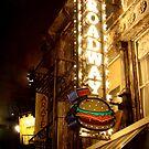 Broadway Burger by Susan  Bergstrom