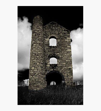 Engine House Photographic Print
