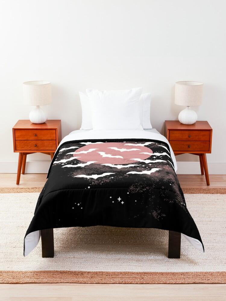 Alternate view of Release the Bats II Comforter