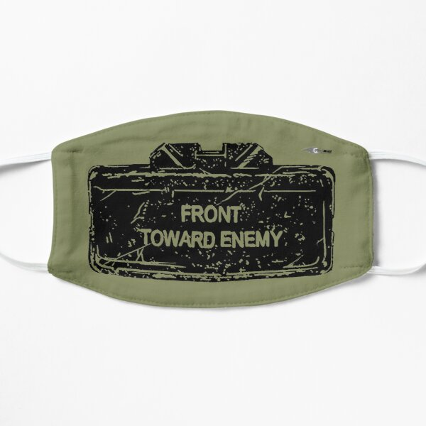 FRONT TOWARD ENEMY Mask