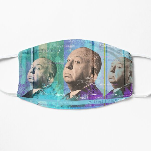Alfred Hitchcock Mask