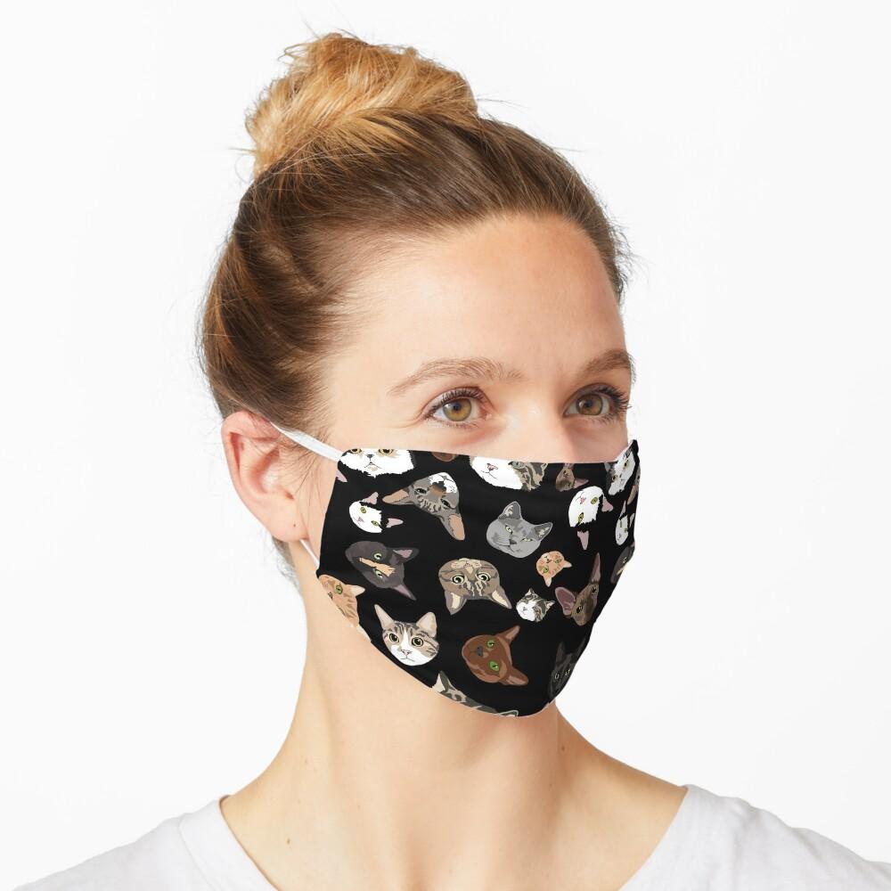 Moggy Mania Mask