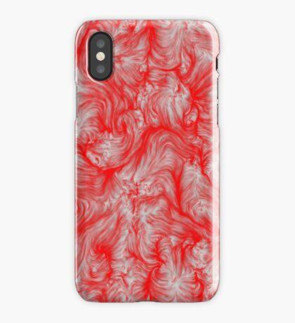 Perlin Fire iPhone Case
