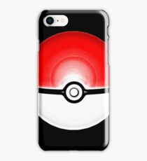 The iPokeball iPhone Case/Skin