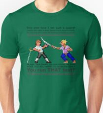 Sword Fight! Unisex T-Shirt