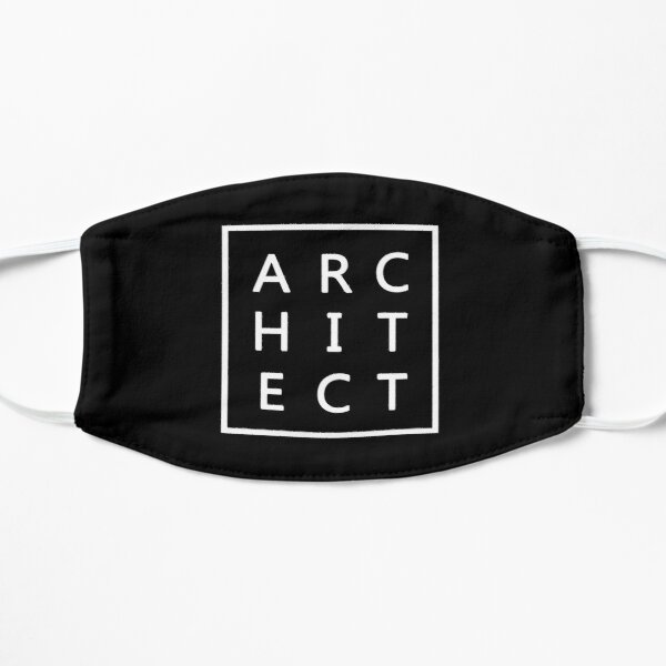 Architect design for Men & Women - Architect Gifts Mask