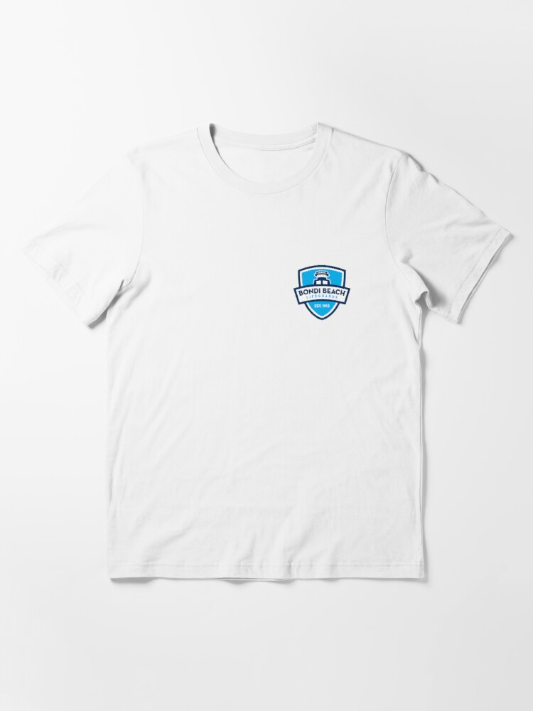 Bondi Rescue Merchindise T Shirt By Xanderdaboyy Redbubble