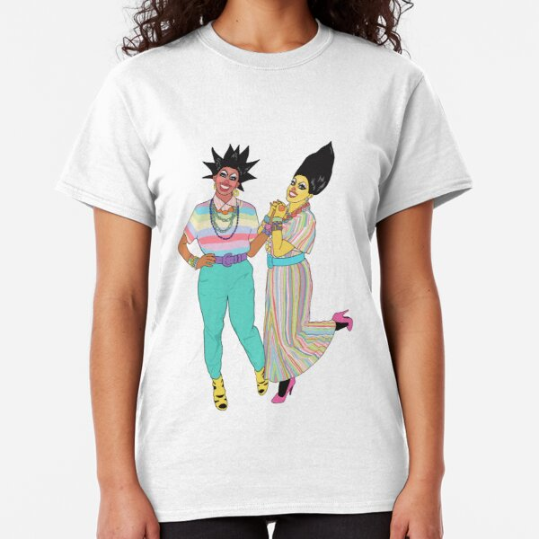 Bert and Ernie - Crystal Methyd and Opal Methyd Classic T-Shirt