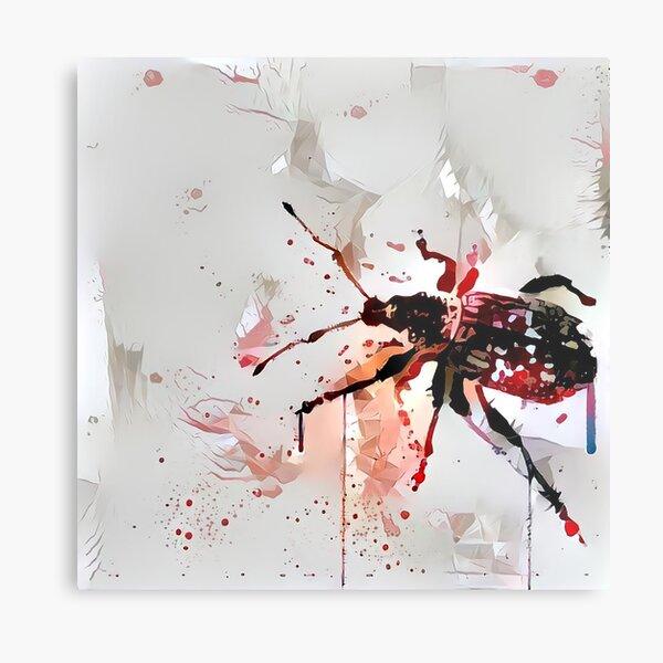 Murder Weevil Metal Print