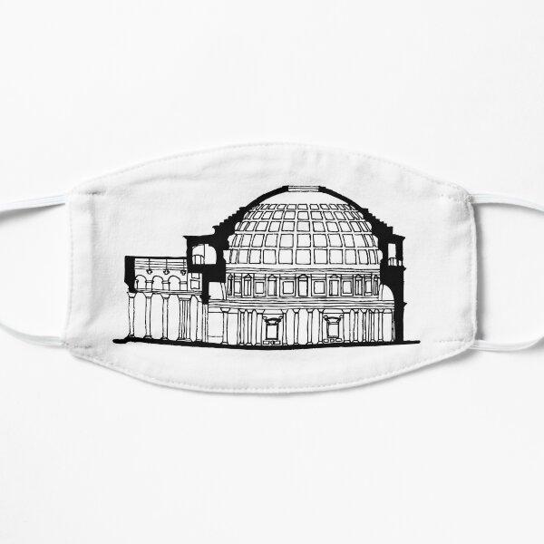 Pantheon Rome  Mask