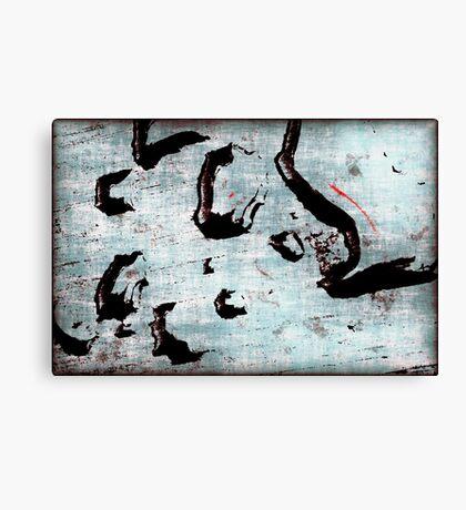 Dimly Lit Canvas Print