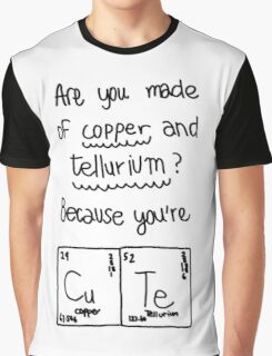 Life is Strange - Max's cute science note Graphic T-Shirt