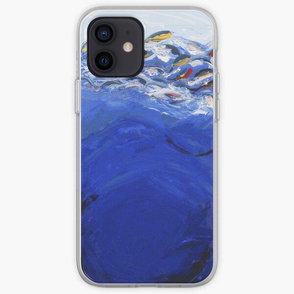 iPhone Case - Blue #1 - Musashi Series iPhone Soft Case