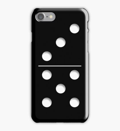 Domino iPhone Case/Skin