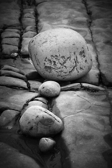 Moody Rocks by Heidi Stewart