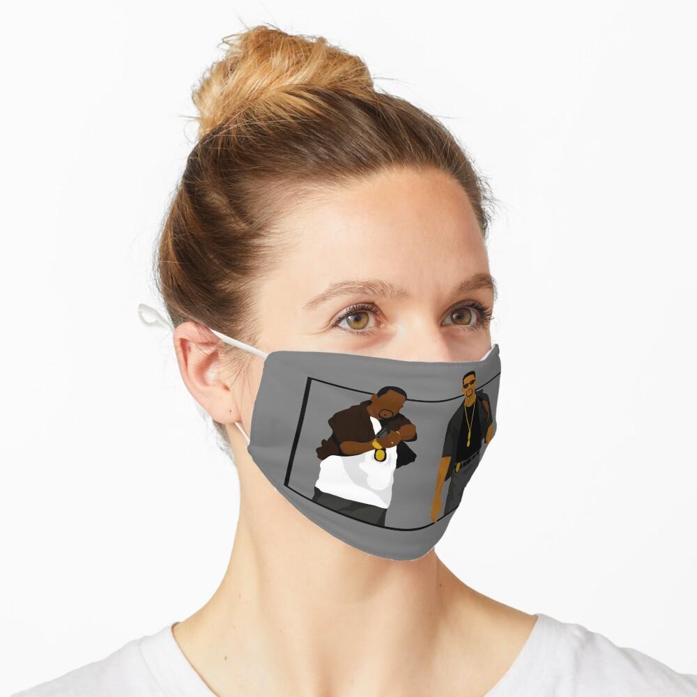 Bad Boys Mask