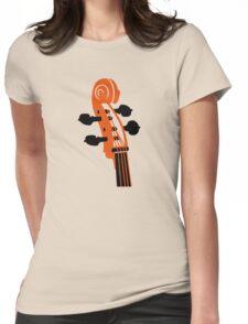 Cello Scroll VRS2 T-Shirt
