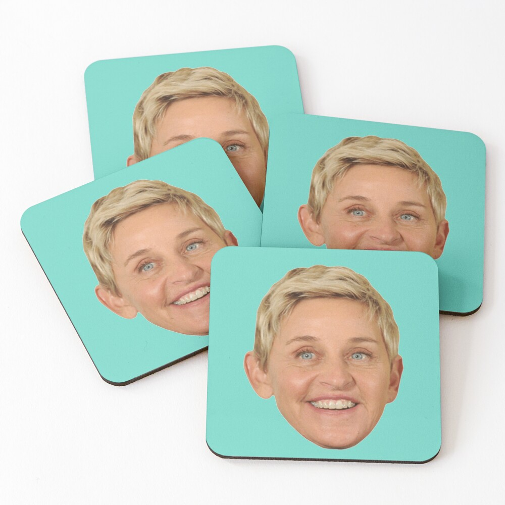 Ellen  Coasters (Set of 4)