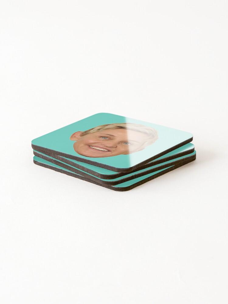 Alternate view of Ellen  Coasters (Set of 4)