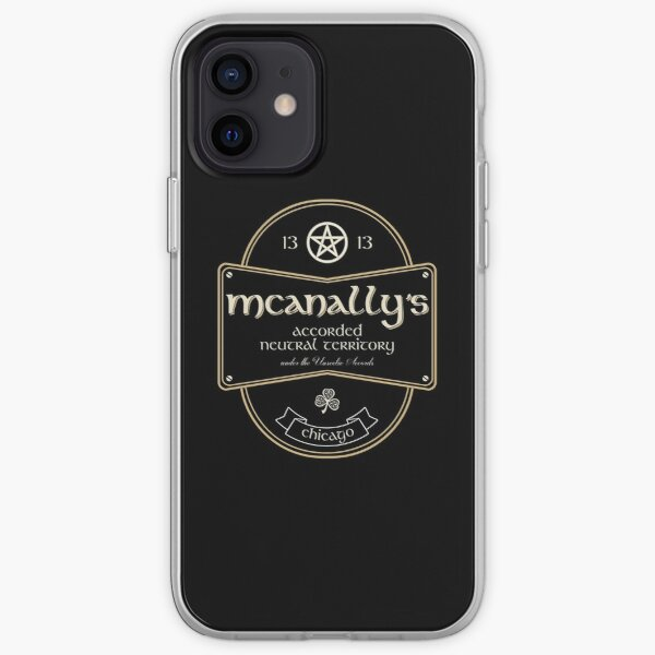 Wizard Beer iPhone Soft Case