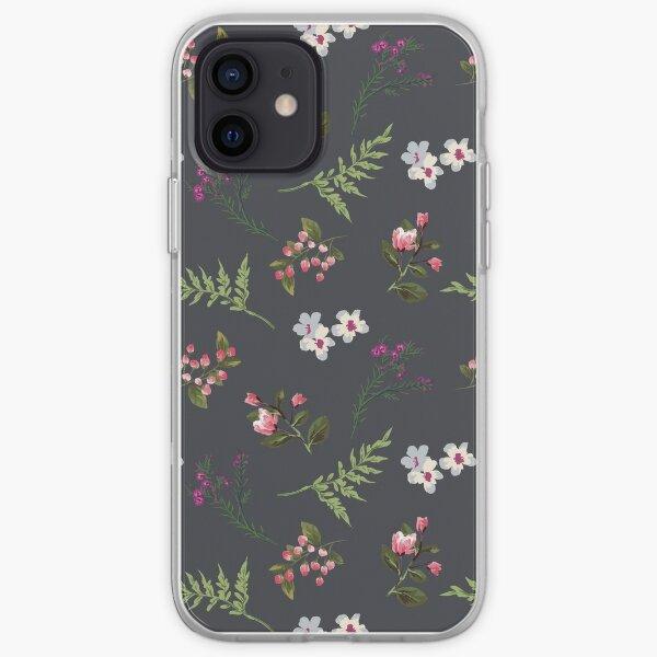 Vintage Flowers iPhone Soft Case