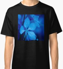 Mom and her little one matching Blue Beauty QTees Classic T-Shirt