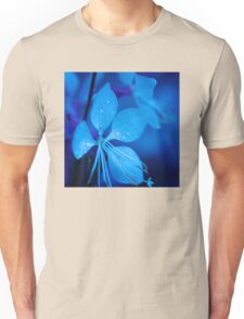 Mom and her little one matching Blue Beauty QTees Unisex T-Shirt