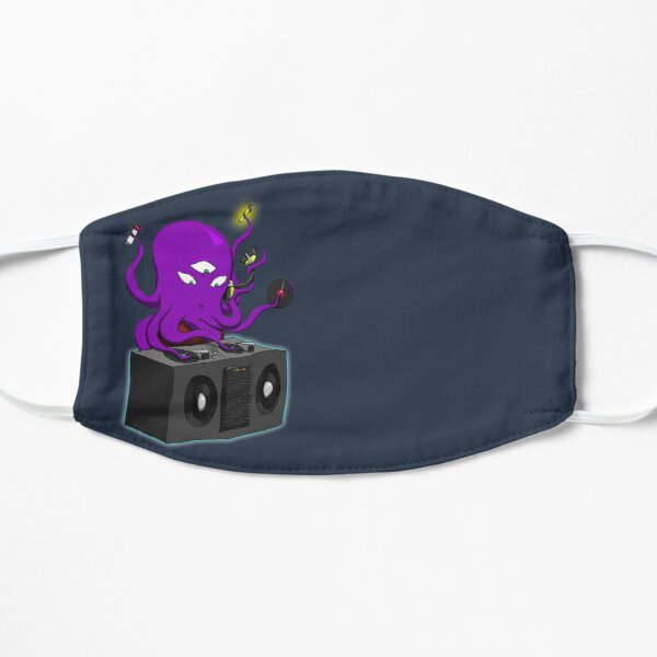 DJ Octopus Mask