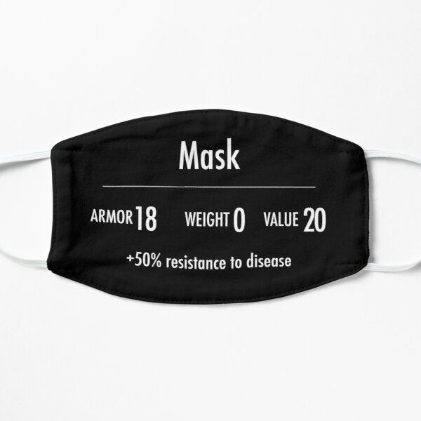 Video Gamer Light Armor Mask Mask