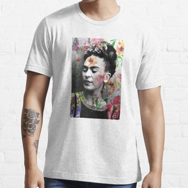 Frida Khalo T-Shirt Künstlerin Essential T-Shirt
