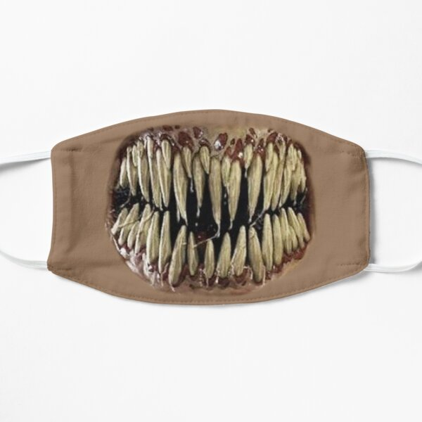Baraka Teeth - Mortal Kombat Mask