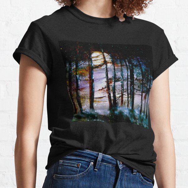 The Glory Of The Sky.. Classic T-Shirt