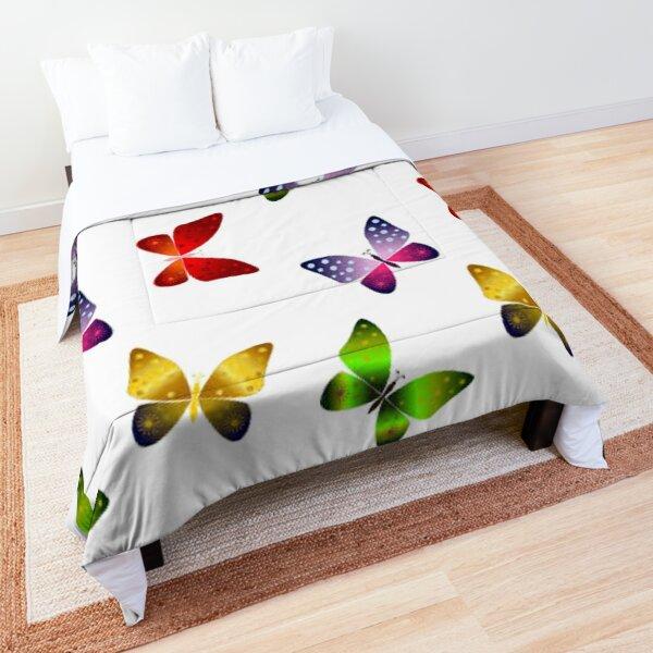 Farandole of Butterflies Comforter