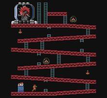 Metroid Kong | Unisex T-Shirt